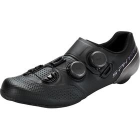 Shimano SH-RC902 S-Phyre Scarpe Da Ciclismo larga Uomo, nero
